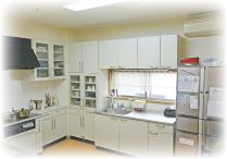キッチン|グループホーム成寿苑