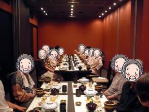食事会その1